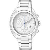 Uhr Chronograph frau Citizen Eco-Drive FB1381-54A