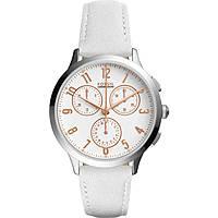 Uhr Chronograph frau Fossil Abilene CH4000