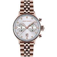 Uhr Chronograph frau John Dandy JD-2573L/05M