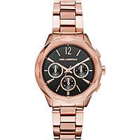 Uhr Chronograph frau Karl Lagerfeld Optik KL4012