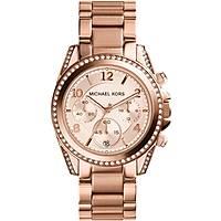 Uhr Chronograph frau Michael Kors MK5263