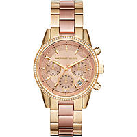 Uhr Chronograph frau Michael Kors Ritz MK6475