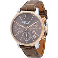Uhr Chronograph frau Sector 125 R3271693501