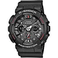 Uhr Chronograph mann Casio G-SHOCK GA-120-1AER