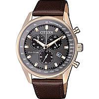 Uhr Chronograph mann Citizen Chrono AT2393-17H