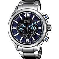 Uhr Chronograph mann Citizen Chrono Racing CA4381-81E