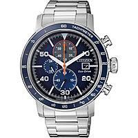 Uhr Chronograph mann Citizen Chrono Sport CA0640-86L
