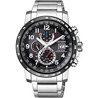Uhr Chronograph mann Citizen H800 Sport AT8124-83E