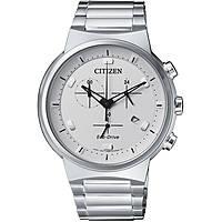 Uhr Chronograph mann Citizen Modern AT2400-81A