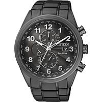 Uhr Chronograph mann Citizen Radio Controllati AT8018-56E