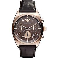 Uhr Chronograph mann Emporio Armani AR0371