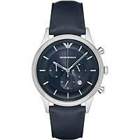Uhr Chronograph mann Emporio Armani AR11018