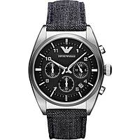 Uhr Chronograph mann Emporio Armani AR1691