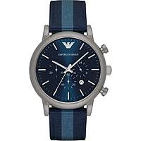 Uhr Chronograph mann Emporio Armani AR1949