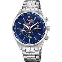Uhr Chronograph mann Festina Chrono Sport F6863/3