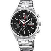 Uhr Chronograph mann Festina Chrono Sport F6863/4