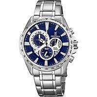 Uhr Chronograph mann Festina Chrono Sport F6864/2