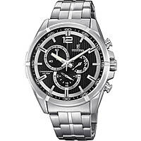 Uhr Chronograph mann Festina Chrono Sport F6865/2