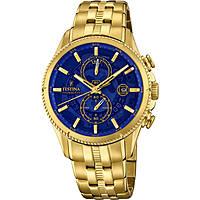 Uhr Chronograph mann Festina Prestige F20269/2