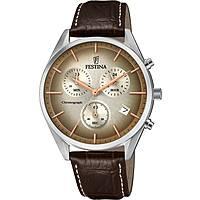 Uhr Chronograph mann Festina Retro F6860/1