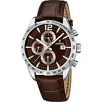 Uhr Chronograph mann Festina Timeless Chronograph F16760/2