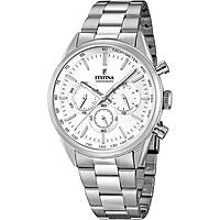Uhr Chronograph mann Festina Timeless Chronograph F16820/1