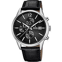 Uhr Chronograph mann Festina Timeless Chronograph F20284/4