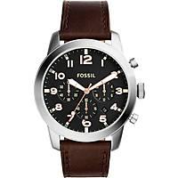 Uhr Chronograph mann Fossil 54 Pilot FS5143