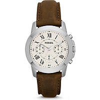 Uhr Chronograph mann Fossil Grant FS4839