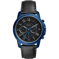 Uhr Chronograph mann Fossil Grant Sport FS5342