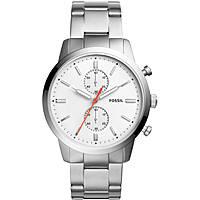Uhr Chronograph mann Fossil Townsman FS5346