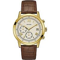 Uhr Chronograph mann Guess Summit W1000G3