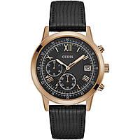 Uhr Chronograph mann Guess Summit W1000G4