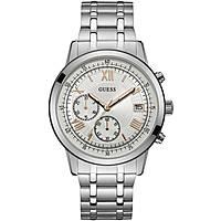 Uhr Chronograph mann Guess Summit W1001G1