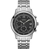 Uhr Chronograph mann Guess Summit W1001G4