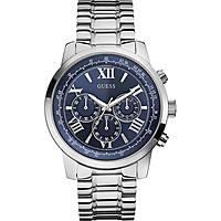 Uhr Chronograph mann Guess W0379G3