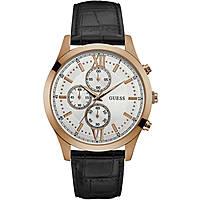 Uhr Chronograph mann Guess W0876G2