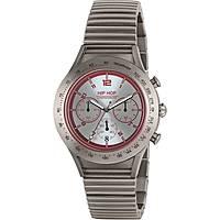 Uhr Chronograph mann Hip Hop Aluminium Chrono HWU0735