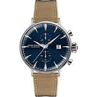 Uhr Chronograph mann John Dandy JD-2608M/21