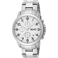 Uhr Chronograph mann Liujo Jet TLJ1159