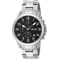Uhr Chronograph mann Liujo Jet TLJ1160