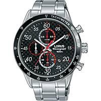Uhr Chronograph mann Lorus Sports RM331EX9
