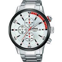 Uhr Chronograph mann Lorus Sports RM363CX9