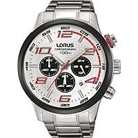 Uhr Chronograph mann Lorus Sports RT365EX9