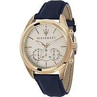 Uhr Chronograph mann Maserati Traguardo R8871612016