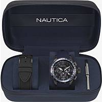 Uhr Chronograph mann Nautica Galley NAPGLY001