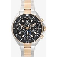 Uhr Chronograph mann Nautica Newport NAPNWP006