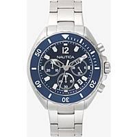 Uhr Chronograph mann Nautica Newport NAPNWP009