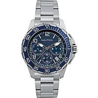 Uhr Chronograph mann Nautica Pilot House NAPPLH009