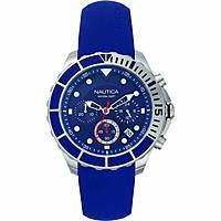 Uhr Chronograph mann Nautica Puerto Rico NAPPTR001